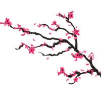 Cherry Blossom Branch Set