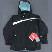 Girls' JASMINE Insulated Jacket by THE NORTH FACE /size (M) Blk / Snowboard Ski