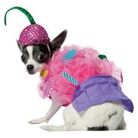 Cupcake Pet Costume
