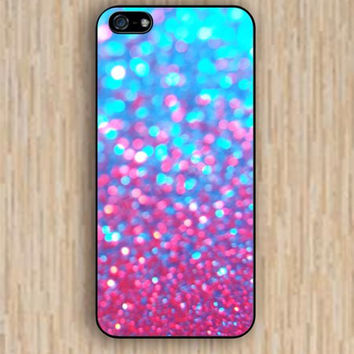 iPhone 4s case glitter colorful golden and hot pink iphone case,ipod case,samsung galaxy case available plastic rubber case waterproof B023