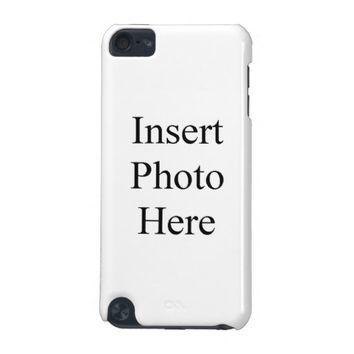 Create Your Own Custom Case-Mate iPod Touch Case