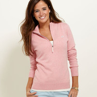 Women's Sweaters: 1/4 Zip Sweaters for Women  – Vineyard Vines