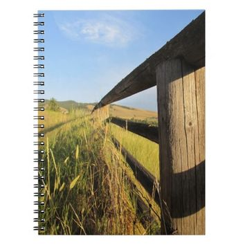 Fence Notebook