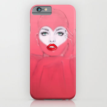 The Romantic  iPhone & iPod Case by Sara Eshak
