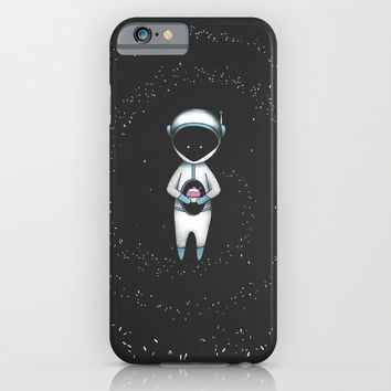 Filling the Void iPhone & iPod Case by MidnightCoffee
