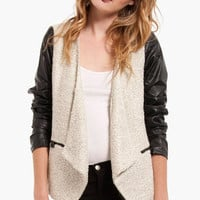 Natalia Contrast Jacket $61
