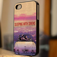 Sleeping With Sirens Cover Soundtrack iPhone Case And Samsung Galaxy Case
