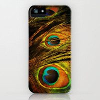3 Feathers Together iPhone Case by Caleb Troy | Society6