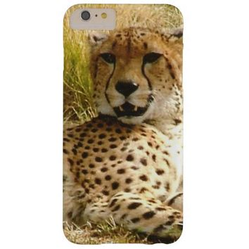 Cheetah iPhone 6 Plus Case