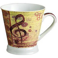 Pier 1 Imports - Product Details - Music Note Mug