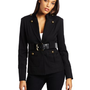 Vince Camuto Women`s Belted Jacket $48.92