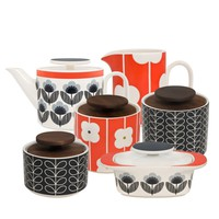 Buy Orla Kiely Ceramics Range online at JohnLewis.com - John Lewis