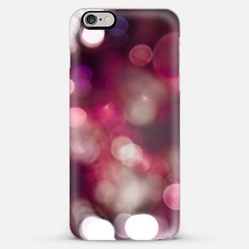 Glitter and lights iPhone 6 Plus case by VanessaGF   Casetify