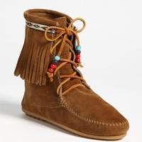 Minnetonka 'Beaded Tramper' Boot | Nordstrom