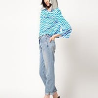 The Rodnik Band Shark Hood Top at asos.com