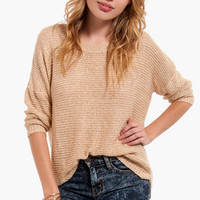 Razzle Knit Sweater $35