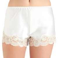 Luxurious Lounging Sleep Shorts | Mod Retro Vintage Underwear | ModCloth.com