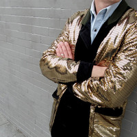 Reversible Disco Jacket - Betabrand