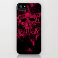 Death on Deep Space iPhone Case by pigboom el crapo | Society6