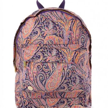 Mi-Pac Felix & Isabelle Backpack in Liberty Fabric - Multi - Mi-Pac - Brands | Shop for Men's clothing | The Idle Man
