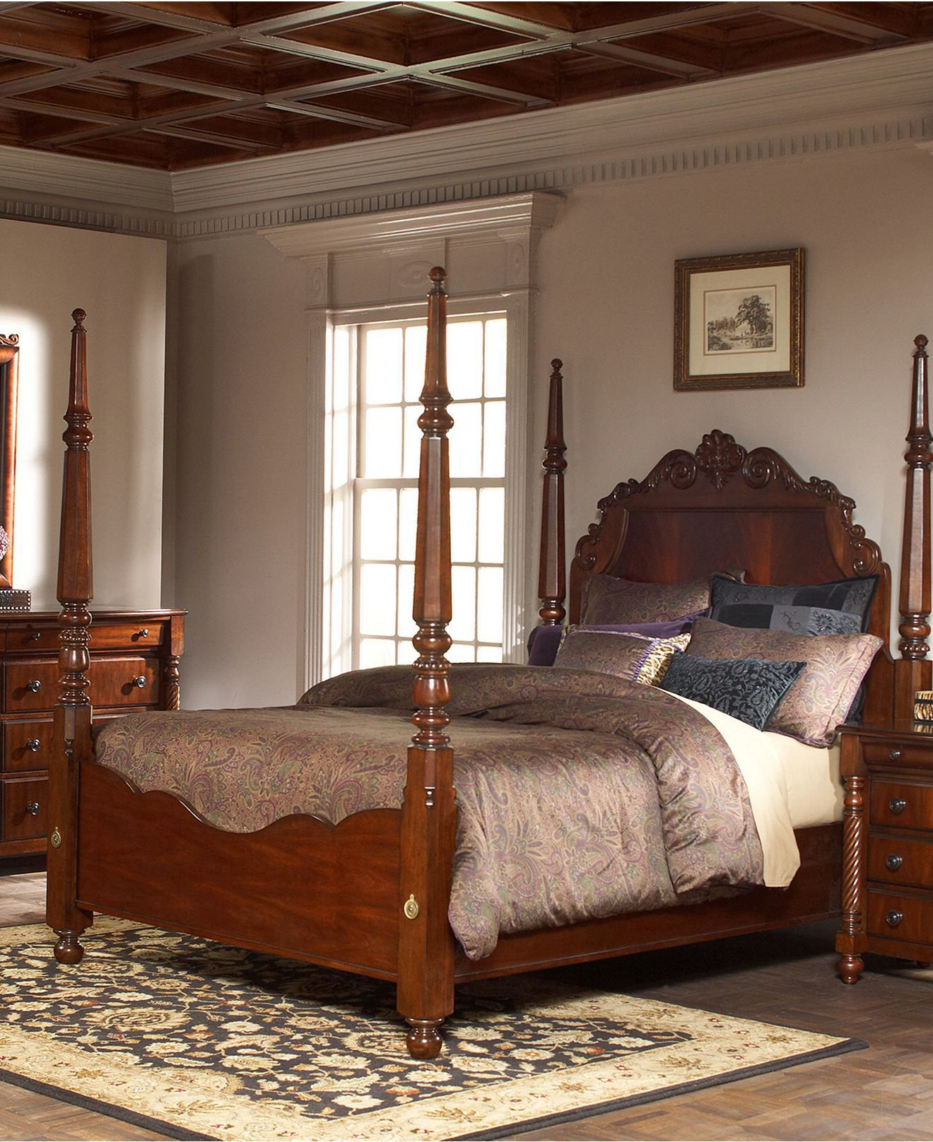 Lauren ralph lauren bedroom furniture from macy 39 s the house Ralph lauren home bedroom furniture