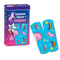 Amazon.com: Enchanted Unicorn Bandages: Toys & Games