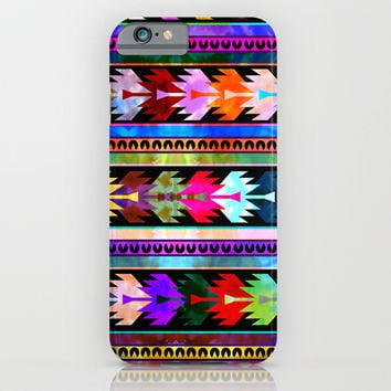 Mexicali #2 iPhone & iPod Case by Schatzi Brown