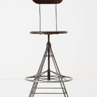 Wilcox Stool - Anthropologie.com