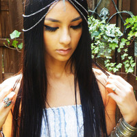 gypsy head piece heachain