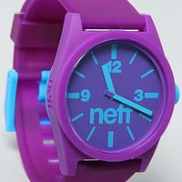 The Daily Watch in Purple