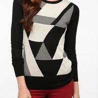 Coincidence &amp; Chance Jane Intarsia Knit Pullover Sweater