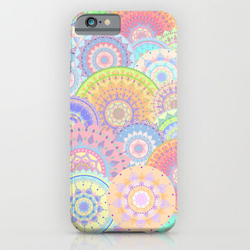 Pastelalas iPhone & iPod Case by Sara Eshak
