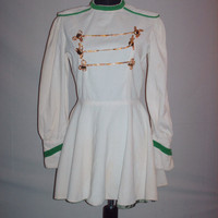 Vintage 1950s Majorette Uniform/Dress