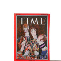 "Vintage Time Magazine 1960's The Beatles - Vol. 9 No. 12 September 22, 1967 ""The Beatles/Their New Incarnation"""