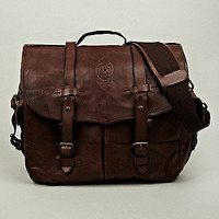 Polo Ralph Lauren Men's Messenger Bag in brown