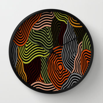 Mix and Match Wall Clock by Texnotropio