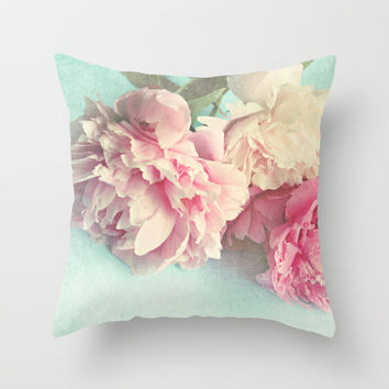 like yesterday Throw Pillow by Sylvia Cook Photography