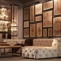 | Restoration Hardware