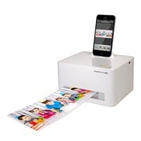 VuPoint Solutions Photo Cube Photo Printer & Charger