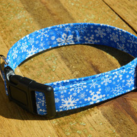 Small/Medium Snow Flurries Collar
