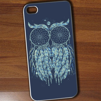 owl dream cacther iphone 4/4s/5/5c/5s case, owl dream cacther samsung galaxy s3/s4/s5, owl dream cacther samsung galaxy s3 mini/s4 mini, owl dream cacther samsung galaxy note 2/3