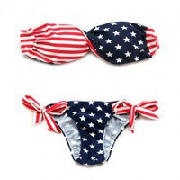 Twisted USA Bikini | Mad Lady