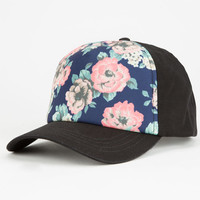 Element Cecil Womens Snapback Hat Navy One Size For Women 25102721001