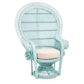 Peacock Chair, Mint, Accent & Occasional from One Kings Lane