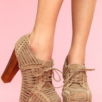 Laced Platform - NASTY GAL