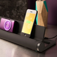 Converge - 4-port USB charging station | Quirky