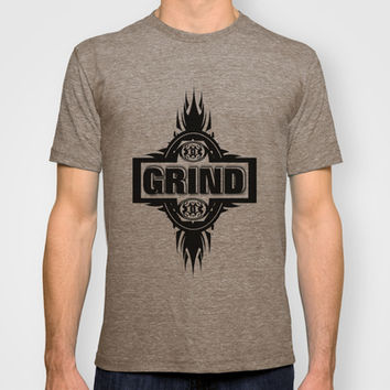GRIND 2 T-shirt by Robleedesigns