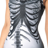 Ribs Inverted Swimsuit | Black Milk Clothing