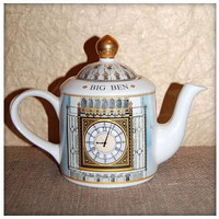 Vintage Big Ben Tea Pot Price & Kensington