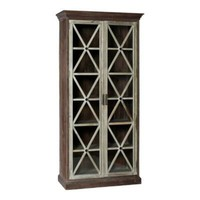 Trellised Cabinet 